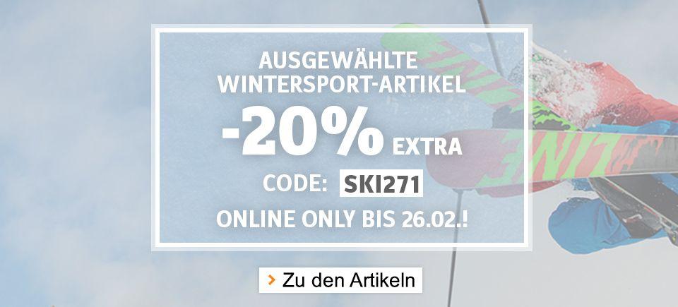 Wintersportsale