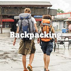 Zum Backpacking Sortiment