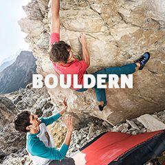 Zum Bouldersortiment