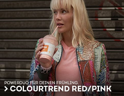 Colourtrend Pink-Red