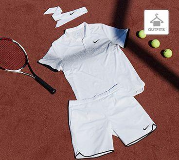 Tennisoutfits für Herren