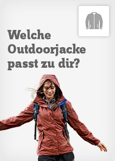 Outdoorjacken-Berater