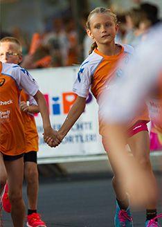 Laufen für Kinder