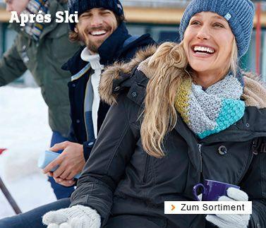 Après Ski für Ladies