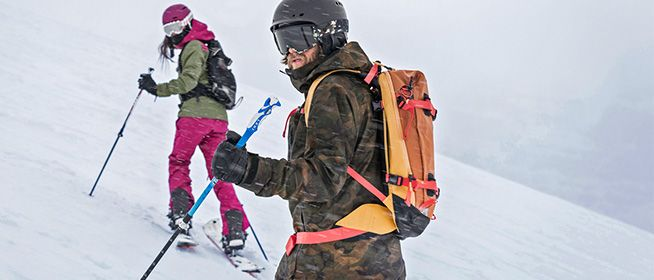 Skitouren Mitarbeiter-Interview