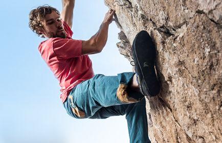 Zu den Boulderhosen