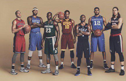 Nike Basketball Banner