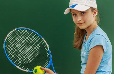 Tennis Kinder