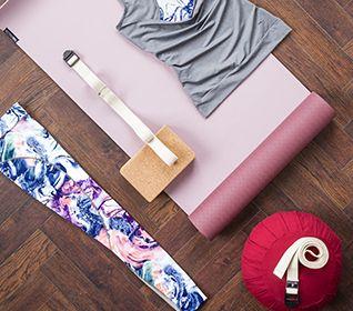 Yogaausrüstung