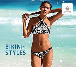 unsere Bikini Empfehlungen
