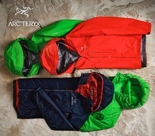 Zu den Arcteryx Jacken