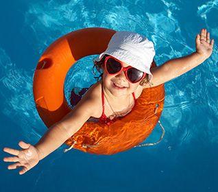UV-Bekleidung für Kinder