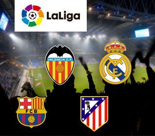 La Liga Vereine