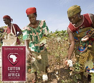 MauiWowie Cotton Made in Africa