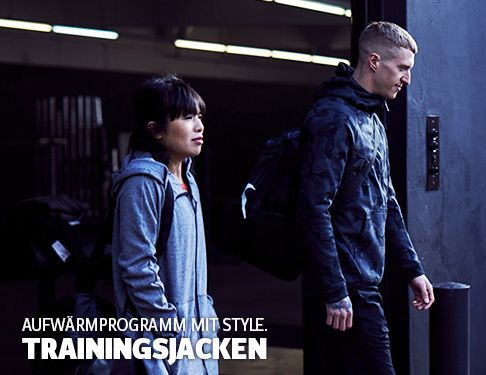 Trainingsjacken