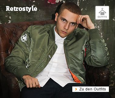 Outfits im Retrostyle
