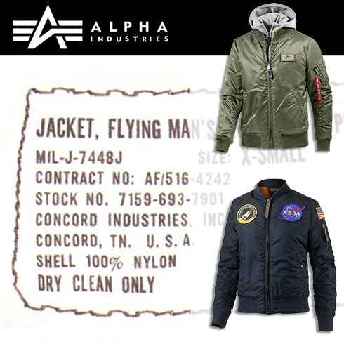 Alles von Alpha Industries
