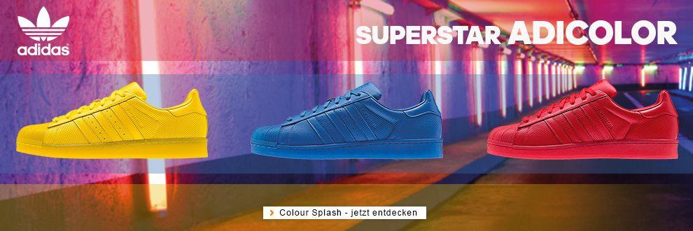 addidas Superstar Colour Splash