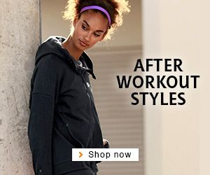 After Workout Styles