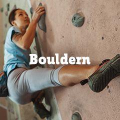 Alles zum Bouldern