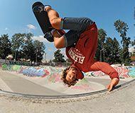 Skateboarding Herren
