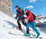 Skitouren Herren