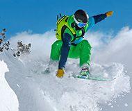 Snowboard Herren