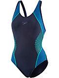 SPEEDO Fit Splice Muscleback Schwimmanzug Damen