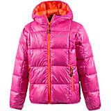 ICEPEAK Steppjacke Kinder pink/orange