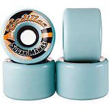 Cadillac Sugar Mamas 65mm/78a Blue Longboardrollen