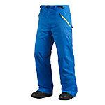 Vacuum Snowboardhose Herren blau