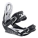 Nitro Snowboards Deco wmn Snowboardbindung schwarz/weiß