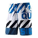 Quiksilver Badeshorts Herren blau/weiß
