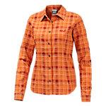 Jack Wolfskin Valley Funktionsbluse Damen orange