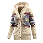 Billabong Chile Strickjacke Damen offwhite