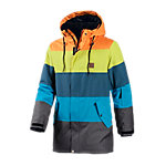 WLD Riding Low Snowboardjacke Herren orange/blau