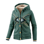 Billabong Dont Tell Sweatjacke Damen oliv