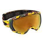 Oakley Canopy Snowboardbrille Herren tanner hall Signature w/fire