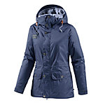 Burton Easton Snowboardjacke Damen navy