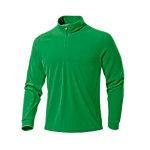 Medico Fleeceshirt Herren grün