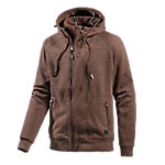 Bench Waters Kapuzenjacke Herren braun