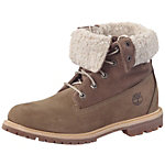 TIMBERLAND Authentics Teddy Winterschuhe Damen taupe