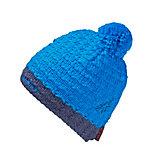 Mammut Pommel Bommelmütze blau
