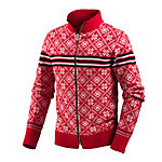 Bogner Fire + Ice Strickjacke Herren rot