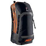 ABS Vario Zip-On 15 Lawinenrucksack schwarz/orange