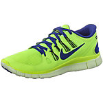 Nike Free 5.0 Laufschuhe Herren gelb/blau