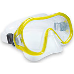 AQUA LUNG Tauchmaske Montegro Pro Taucherbrille Kinder sortiert