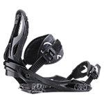 Nitro Snowboards Rhythm Snowboardbindung Damen schwarz/blau