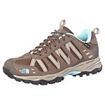 The North Face Sakura GTX Wanderschuhe Damen braun/hellblau
