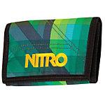 Nitro Snowboards Wallet Geldbeutel grün